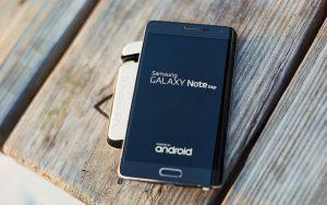 Gamma Note Samsung
