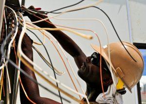 Impianto elettrico a norma di legge