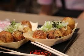 Takoyaki polpettine: cosa sono e come sono composte