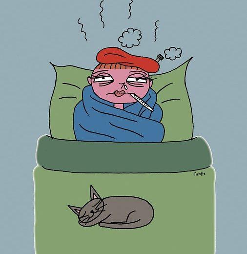 Sintomi influenza 2018: quali sono i disturbi più diffusi