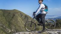 In mountain bike da Cattolica a Morciano
