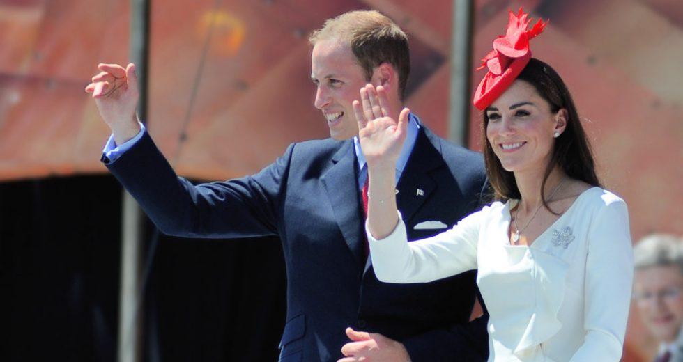 Nome terzogenito reale: nessun riferimento a famiglia Middleton