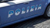 Roma blitz della Polizia nel campo nomadi di Castel Romano