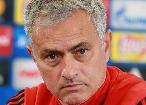 Champions: Mourinho dopo la vittoria dei suoi provoca i tifosi della Juve
