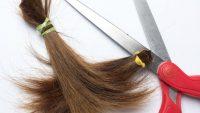 Come tagliare i capelli a casa