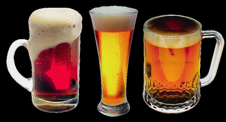 Birra fa bene: contiene fino al 93% di acqua
