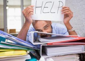 Stress da lavoro, ecco i sintomi